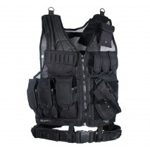 UTG Leapers Gilet Sportsman Tactical Scenario
