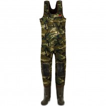 Behr Waders in neoprene camo