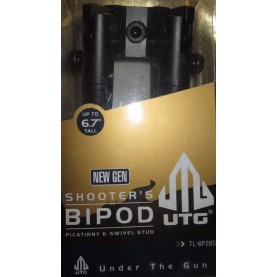 UTG New Gen Bipode Picatinny & Swivel Stud