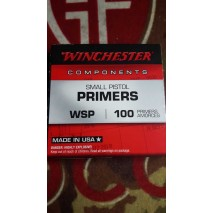Winchester Small Pistol Primers WSP
