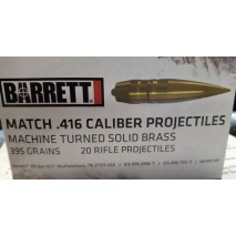 Barret Match .416 gr.395